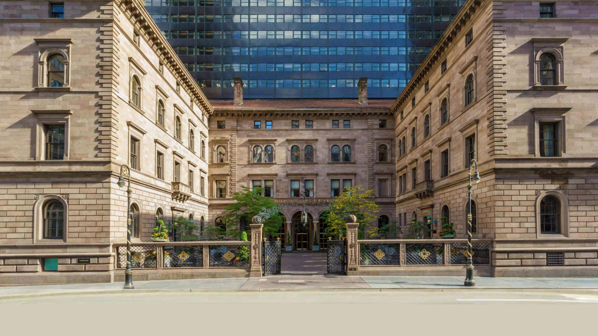 Lotte Hotel Global - Maine - Main image - New York Palace Photos
