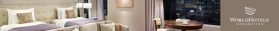 World Hotels 배너