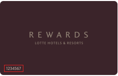 LOTTE HOTELS & RESORTS PRIVILEGE rewards program